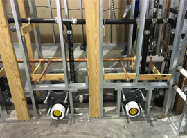 Commercial Plumbing Renovation